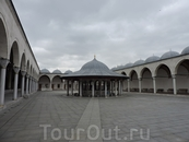 Различные мечети Стамбула.