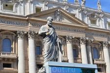 Ватикан. Святой Петр