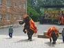 шоу тайских слонов :) классное зрелище