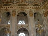 Нимфенбург. Интерьеры дворца