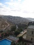 Иерусалим. Вид на город из отеля