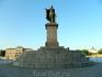 Стокгольм. Памятник одному из королей.