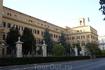 Рим.Piazza delle  Finanze.