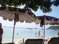 пляж о-ва Ко Лан