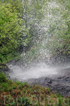 Водопад Слеттафоссен / Slettafossen