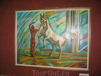 """""""Танец с лошадью"""""""