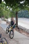 Наша вело прогулка по Ноппарат Тара