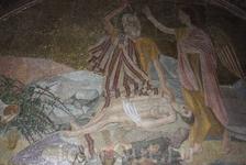 Мозаики у Голгофы