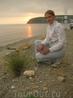 закат в Новомихайловке