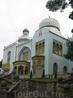 дворец Эмира Бухарского, сейчас это корпус санатория Тельмана