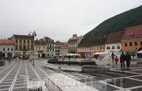 Площадь города.