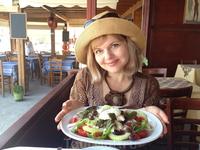 """Салат """"Санторини"""" - здоровая и вкусная еда!"""