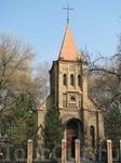 Католическая церковь на улице Мхатма Ганди