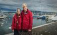 После веселой съемки у воды и замка мы вернулись в Женеву и снова пошли к озеру, где пришвартовано много яхт. Пройдясь по пирсу мы поняли, что делать там ...