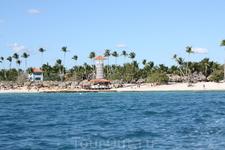 Остров для богатых людей,по пути на Саону