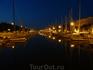 Самой очень нравится это фото. Римини. Канал ведущий в порт.