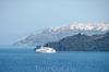 Бело-синий остров Санторини