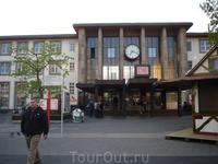 Вокзал в Трире