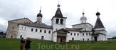 Панорама Ферапонтова монастыря