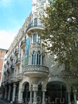 Архитектура Пальмы-де Майорка