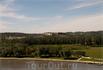 река Рона,на заднем плане:форт Сент-Андре