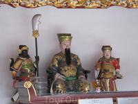 в одном из храмов в иктайском квартале