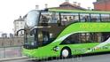 Экскурсионный автобус - друг туриста.