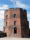 Фотография Замковая гора с башней Гедимина