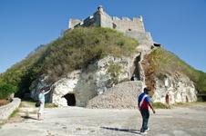 крепость Эль-Морро в г. Сантьяго де Куба