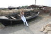 Лодка у Рыбачьего стана