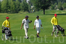 Tashkent Lakeside Golf Club. Ташкентский гольф клуб на озерах