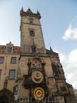 Часы На башне городской ( астрономические часы)