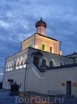 Одна из башен кремля