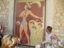 Фрески Кносского Дворца(копии)