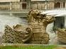 Драконы в фонтане..