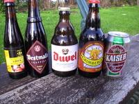 Очень вкусное бельгийское пиво.