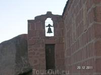 Гора Моисея (Синай); часовня на вершине