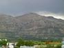 Горы в Турции...