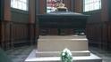 Самая знаменитая могила – саркофаг королевы Карины Монсдоттер, супруги короля Эрика IV, похороненная здесь в 1613 году. Катарина Монсдоттер, жена Эрика ...