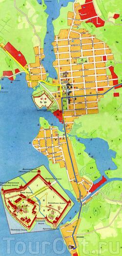 Карта Кириллова
