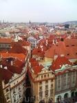 Узкие улочки старой Праги