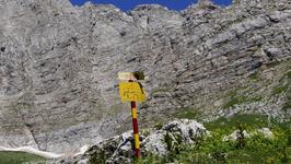20.07.12 14.23 Перевал Джугурсан 1889м Находится между Черкесским перевалом и г.Фишт