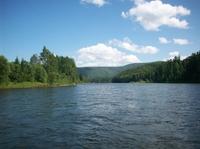 Река Агул