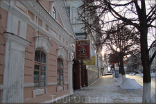бульвар купцов Ефремовых