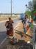 Семья индусов. Индусы очень любят фотографироваться