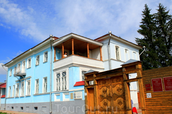 Дом купца Шишкина