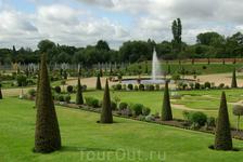Hampton Court Palace. Настоящий английский парк!