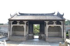 Хуанпу Местный музей вход-бесплатный