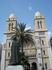 Католический собор и поэт Ибн-Кальдун