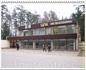 Через каких-то 5 километров через лес, Чкаловское шоссе заканчивается у Бюро пропусков и КПП Звёздного городка, где происходит недолгая процедура проверки ...